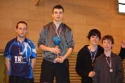 Champion du Rhône 2009 en 50/40