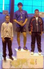 Alexandre, Champion régional 2009 en 40